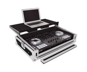 Gorilla Pioneer DDJ-SX / SX2 / SX3 / DDJ-RX Flight Case + Laptop Shelf