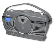 Steepletone Stirling 4 Portable Radio Grey