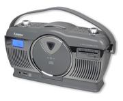 Steepletone Stirling 4 Portable Radio Grey