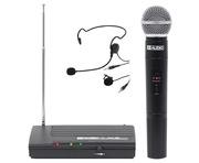 W Audio RM 05 VHF Microphone System MKII