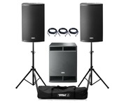 FBT X-4500 Active PA System Package