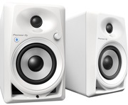 Pioneer DM-40BT White Monitor