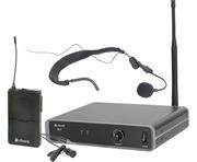 Chord NU1 Neckband/Lavalier UHF Wireless Mic System (863.1MHz)