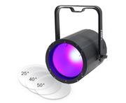 LEDJ 100W Ultra Violet COB Flood