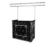 Equinox Truss Booth System + Overhead Kit & Starcloth