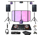 The Ultimate Mobile Disco DJ Package