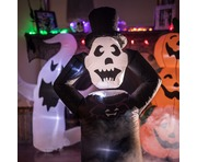 QTX Halloween Inflatable Headless Ghoul Figure