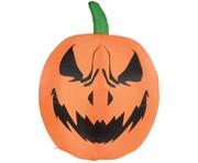 QTX Halloween Inflatable 1 Large Pumpkin