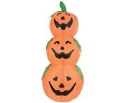 QTX Halloween Inflatable 3 Pumpkins