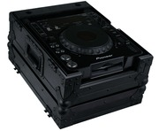 Total Impact TIP Flight case for CDJ2000 (Stealth Black)