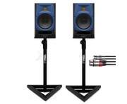PreSonus R65 (Pair) with Studio Monitor Stands
