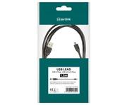 USB 2.0 A Plug to Micro B Plug Lead 1.5m Cable