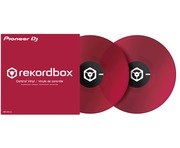 Pioneer RB-VD1-CR Rekordbox DJ Control Vinyl (Red)