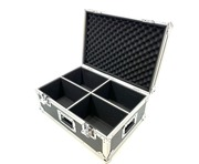 Total Impact Flight Case For 4 Small Lighting Fixtures