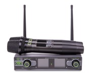 Q-Audio QWM 1950 HH Wireless Mic System (606 - 614MHz)