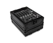 "Total Impact FR12MIXB 12"" DJ Mixer Flight Case (Stealth Black)"