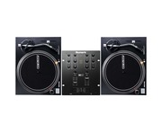 Reloop RP-1000 MkII Turntables & Numark M101 Black Mixer Package