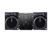 Reloop RP-1000 MKII Turntables & Numark M2 Black Mixer Package