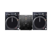 Reloop RP-4000 MKII Turntables & Numark M2 Black Mixer Package