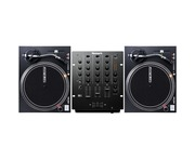 Reloop RP-4000 MKII Turntables & Numark M4 Black Mixer Package