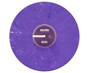 Serato 12 inch Control Vinyl Marbled Purple (x2)