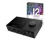 Native Instruments Komplete Audio 6 MK2 plus Komplete 12 Ultimate