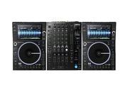 Denon DJ SC6000M Prime Media Player (Pair) + X1850 Prime Mixer Package