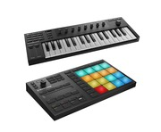 Native Instruments Maschine Mikro MK3 with Komplete Kontrol M32 Bundle