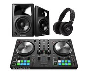 NI Traktor Kontrol S2 Mk3 with Speakers & Headphones Bundle