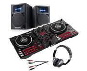 Numark Mixtrack Pro FX inc N-Wave 360 Monitors & Headphones