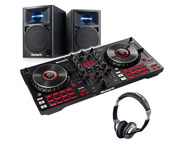 Numark Mixtrack Platinum FX with N-Wave 360 & Headphones