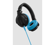 Pioneer HDJ-CUE1 Headphones With Blue Accessory Pack
