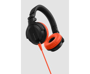 Pioneer HDJ-CUE1 Headphones With Orange Accessory Pack