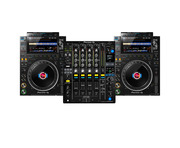 Pioneer CDJ-3000 (x2) + DJM-900 NXS2 & Cable