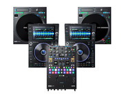 Rane Seventy Mixer + Twelve MKII + Denon SC6000 Bundle