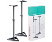 Stagg SMOS-10 Set Studio Monitor Stands (Pair)