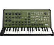 Korg MS20FS Analogue Synthesizer Khaki