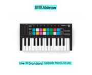 Novation Launchkey Mini MK3 w/ Live 11 Standard UPG from Live Lite