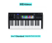 Novation Launchkey 37 MK3 w/ Live 11 Standard UPG from Live Lite