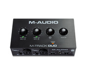 M-Audio M-Track Duo USB Audio Interface