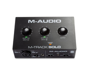 M-Audio M-Track Solo USB Audio Interface