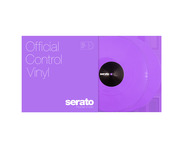"""Serato 12"""" Serato Control Vinyl - NEON Series - VIOLET"""