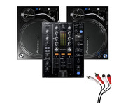 Pioneer PLX-1000 and Pioneer DJM-450 Package