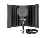 sE Electronics X1 S Mic Studio Bundle inc RF-X Reflexion Filter
