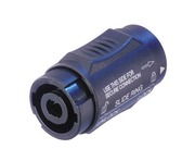 NL4MMX 4 Pole Speakon In-line Coupler