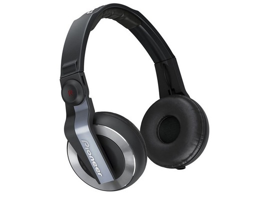 Pioneer HDJ500 Headphones Black