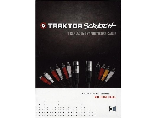 Native Instruments Traktor Scratch Multicore 1 Cable