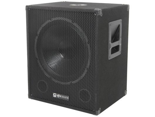 QTX Sound QT15SA Active Subwoofer