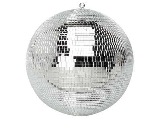 Silver 300 mm Lightweight Mirror Ball