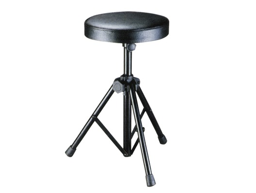 Soundlab Round Height Adjustable Drum Stool